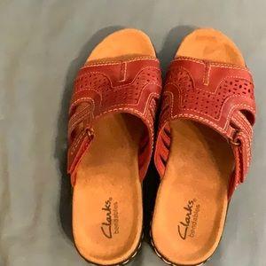 N.W.O.T. Clark's sandals